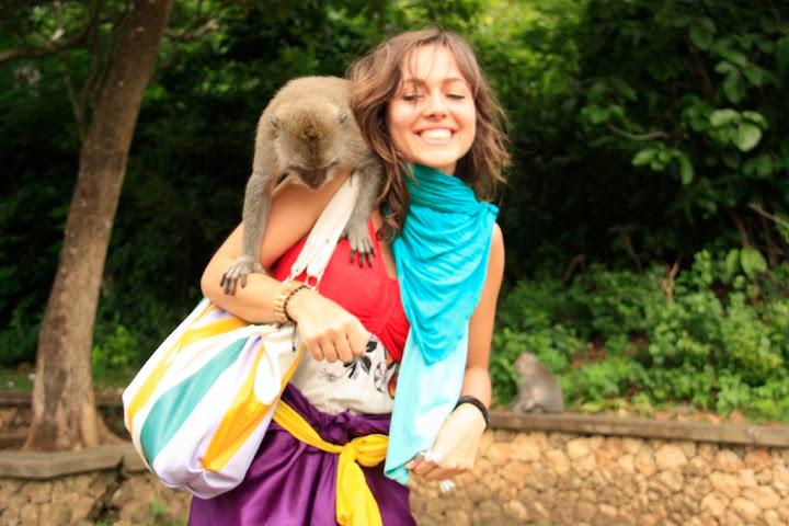 Marta i małpy