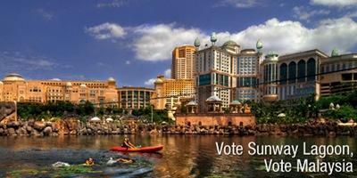 Vote Sunway Lagoon