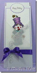 Clown Bugaboo Stamps (2)
