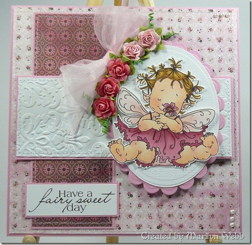 Baby Fairy Flora