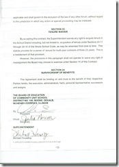 Houselog contract 12