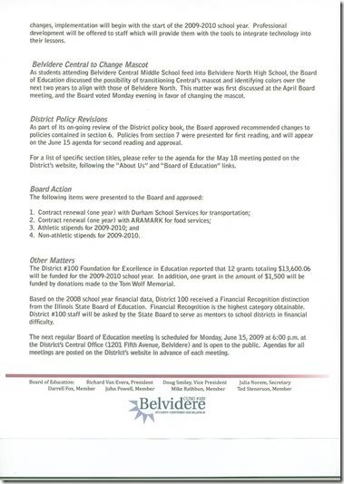 board briefs 5-2009 page 2