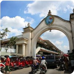 Pasar klewer acount kota solo hadiningrat