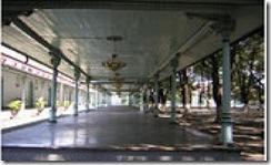 koridor keraton surakarta