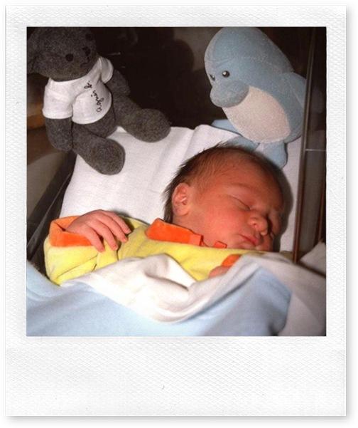 2001 Decembre 04 Naissance Iskande