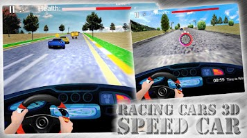 Screenshot of Racing Cars 3D - Speed Car