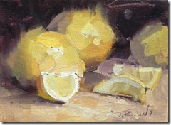 Real Lemons 5 x 7