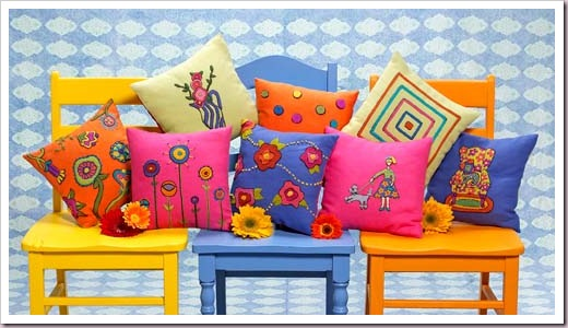 kristin nichols pillows