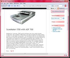 ScanMakerI700