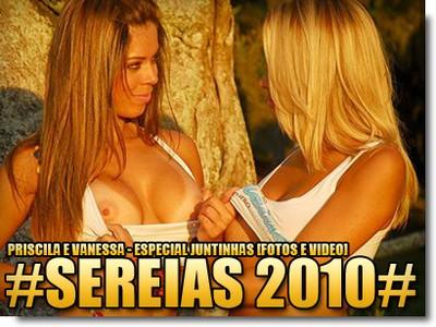 Priscila Saravalli e Vanessa Godoy – Especial Juntinhas
