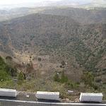 Aussicht auf Caldera de Bandama vom Pico de Bandama