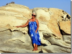 Lady of the Rock nearr