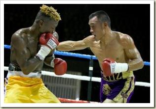 Silverio Ortiz Campeón IBA  01