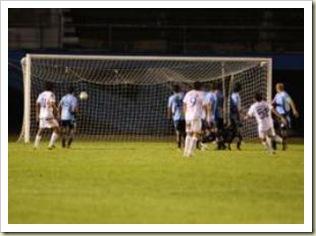1-0 Gol de Sergio Rizo de La Piedad