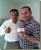 Entrevista MAPE a Silverio Ortiz campeón IBA 2010