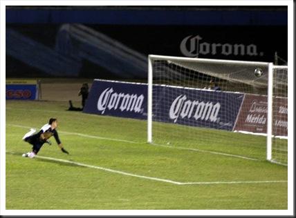 Milenio - Gol de Pablo Torres 1-0