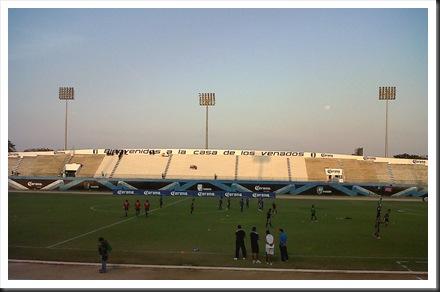 Estadio Carlos Iturralde 16-04-11
