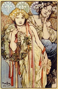 mucha-friendship
