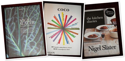 View cookery books