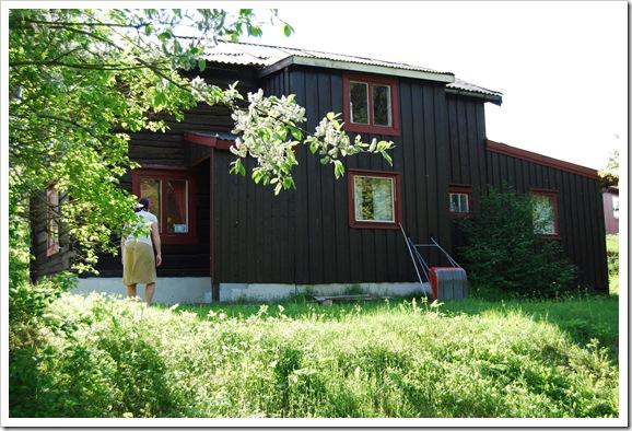 huset sett fra plenen