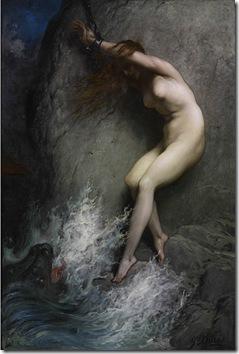 Andromeda - gustave Doré