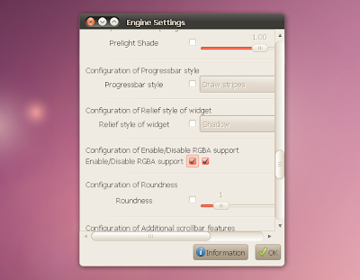 gnome color chooser enable RGBA support