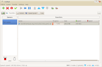 fatrat linux download manager