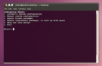 ubuntu 10.04 lucid lynx script