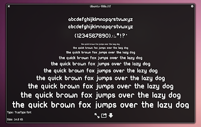 gloobus preview new version preview fonts