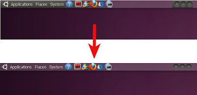 gnome panel fixed