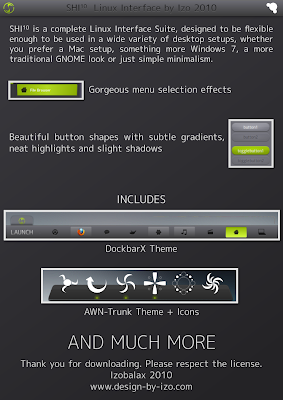 SHI10 GTK Linux Suite