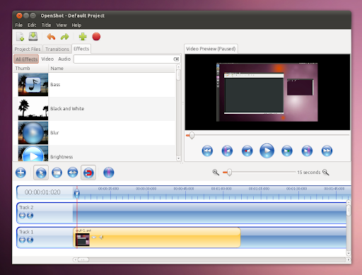Linux dvd editor software mac