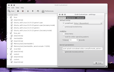 Grub Customizer 2.0