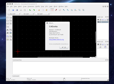 LibreCAD: open source 2D CAD software