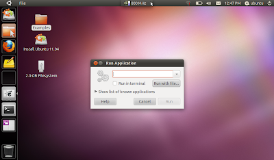 Ubuntu 11.04 gnome panel applets