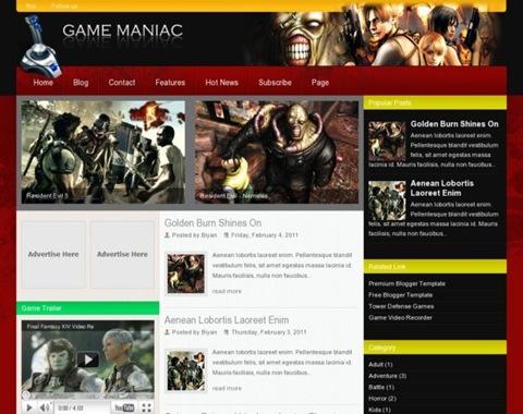 Game Maniac