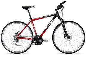 Туристический велосипед (гибрид, touring, cross bike)