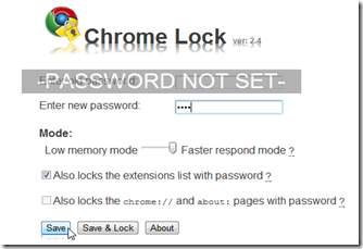 Chrome Lock Extension3
