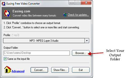 Eusing Video Converter