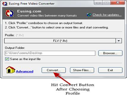 Eusing Video Converter3