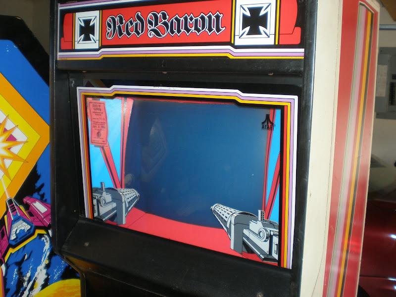Atari Red Baron