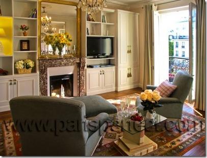 Clairette Living room