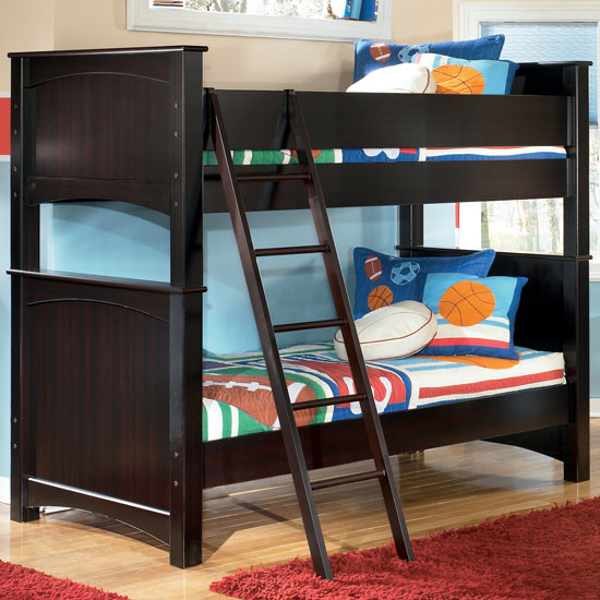 Stunning Stages Bunk Bed Youth Set Embrace Youth Twin Bunk Bed