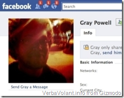 Gray Powell on Facebook