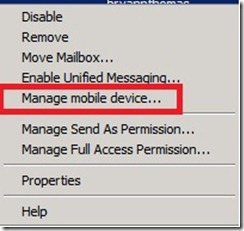 Manage Mobile