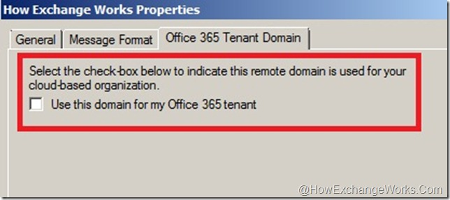 Cloud remote domain