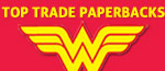 Top Wonder Woman Trade Paperbacks
