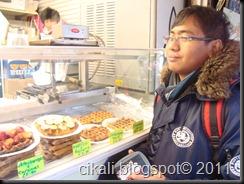 kedai waffle yg pelbagai rse.. seddapappp