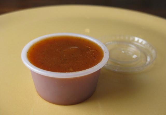 Taco Shop Hot Sauce