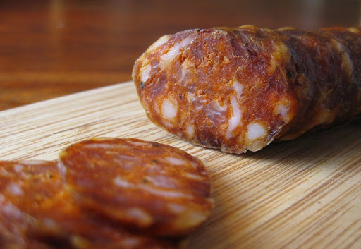 Cured Spanish Sausages